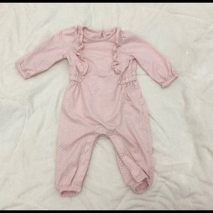 EUC Baby Gap 3-6 Month Cute Onesie